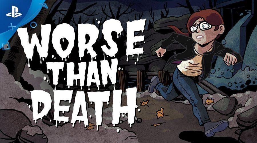 Worse Than Death, jogo de terror, é anunciado para PS4