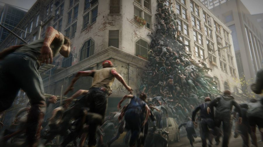 World War Z: trailer insano modo