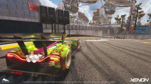 Novo trailer de Xenon Racer  destaca