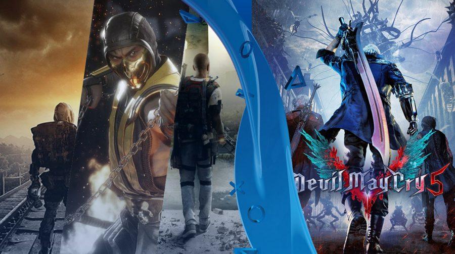 Devil May Cry 5, edição física, entra em pré-venda no Brasil; Veja outros descontos.