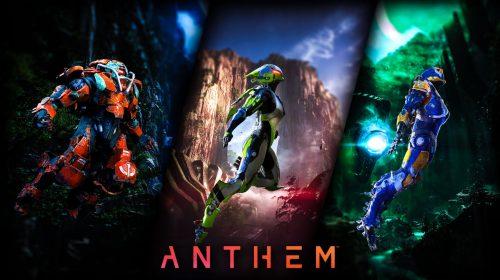 Anthem recebe update com desafios rotacionais