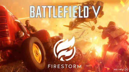 Tempo Limitado! Fogo Cruzado de Battlefield V recebe