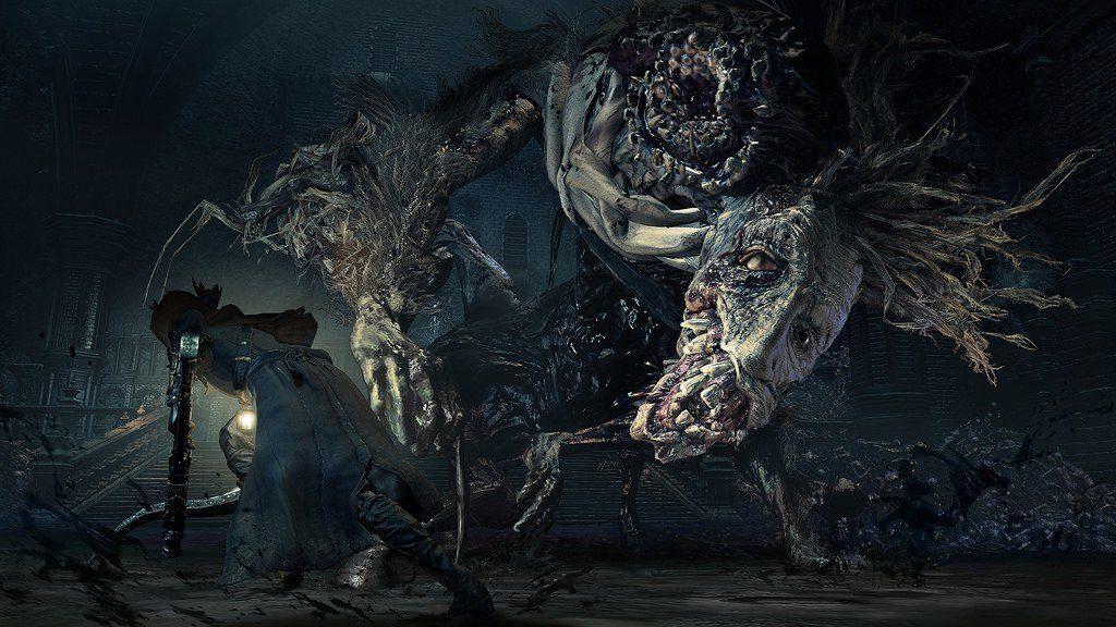 Bloodborne faz 4 anos! Relembre os chefões mais apelões 2