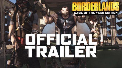 Borderlands Game of The Year Edition é confirmado com trailer; assista