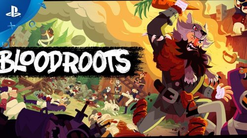Bloodroots, inspirado em Samurai Jack e Jackie Chan, é anunciado para PS4