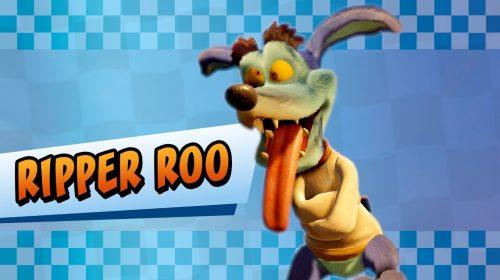 Crash Team Racing Nitro-Fueled: teasers destacam personagens