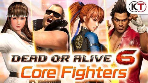 Dead or Alive 6 recebe versão gratuita na PSN; baixe aqui