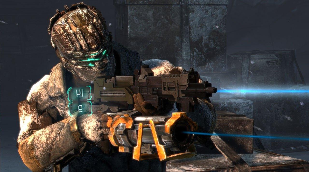 Personagem do jogo Dead Space.