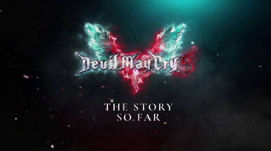 Trailer de Devil May Cry 5 mostra a