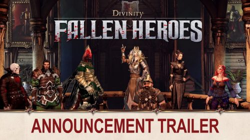 Divinity: Fallen Heroes, spin-off de Divinity Original Sin 2, é anunciado