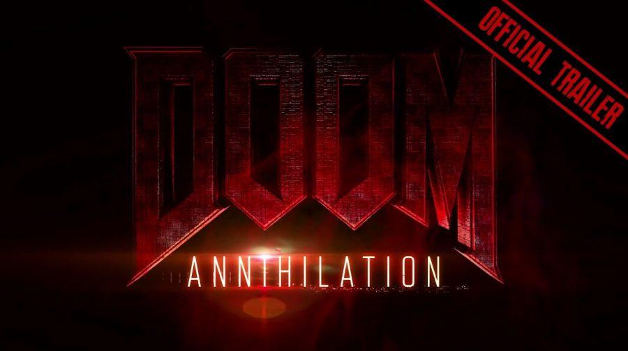 Filme de DOOM chega em 1 de outubro sem muitas expectativas