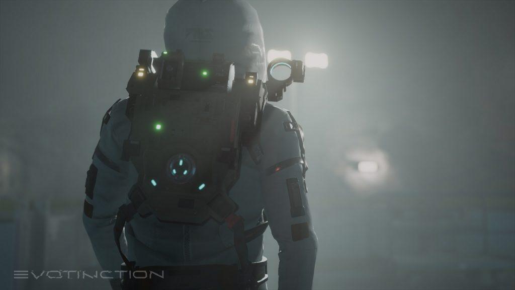 "Evotinction, jogo ""hack and stealth"", é anunciado para PS4 2"