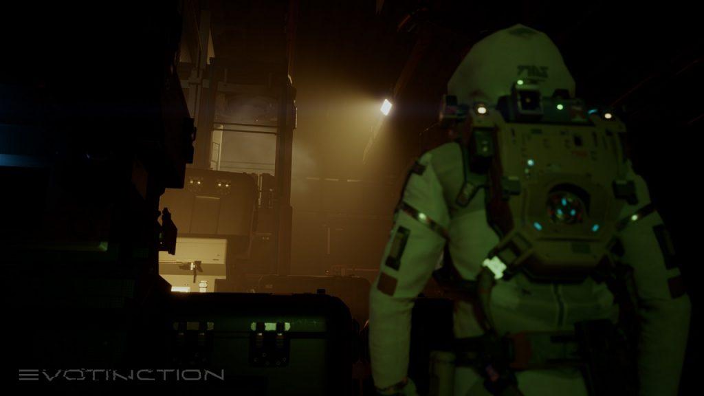 "Evotinction, jogo ""hack and stealth"", é anunciado para PS4 3"
