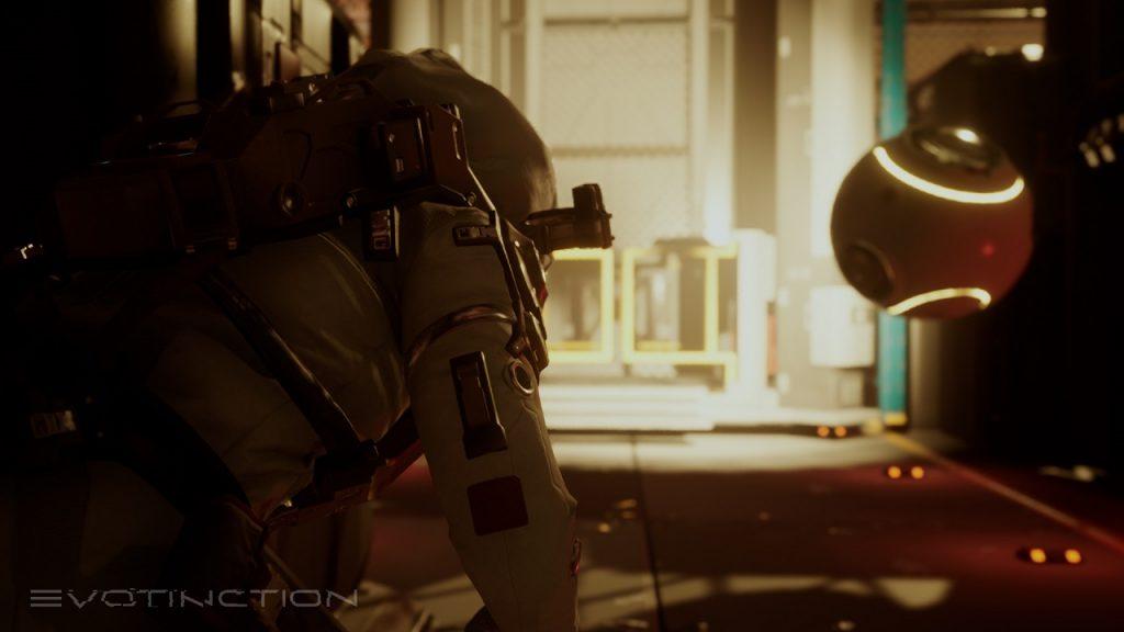 "Evotinction, jogo ""hack and stealth"", é anunciado para PS4 4"