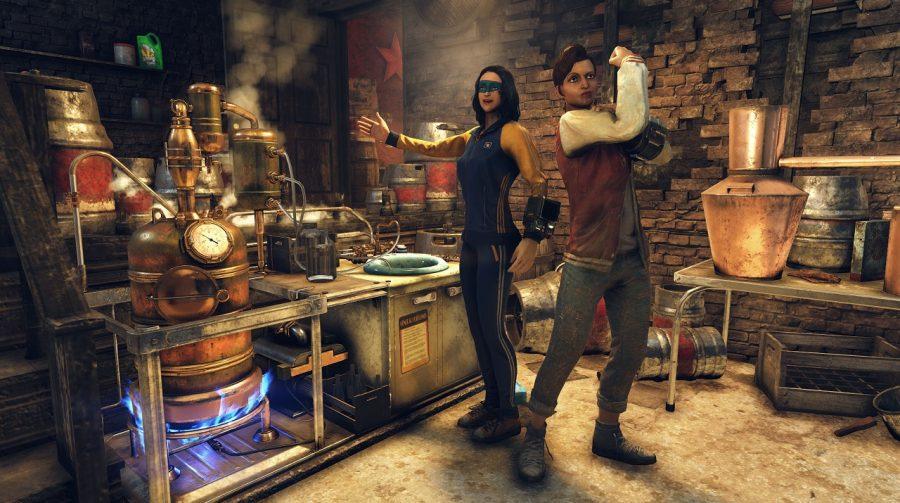 Fallout 76: jogadores poderão ter um
