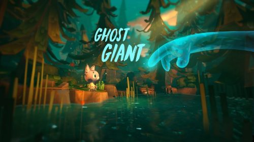 Ghost Giant chega em 16 de abril ao PS4; conheça