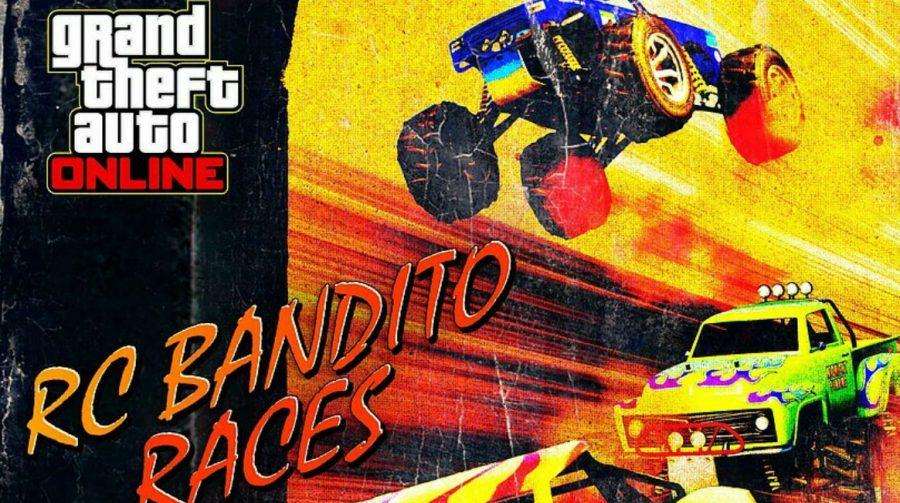 GTA Online recebe novas corridas e Arena War Creator; veja