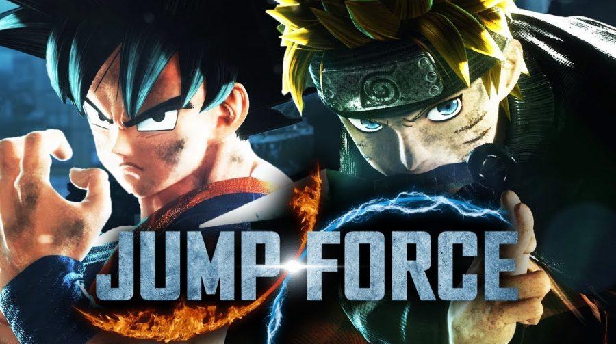 Jump Force recebe atualização com novas roupas e melhorias; veja