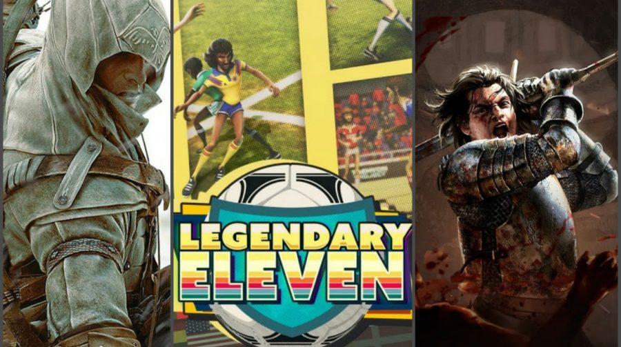 Lançamentos da Semana (25/03 a 29/03) para PS4 e PSVR