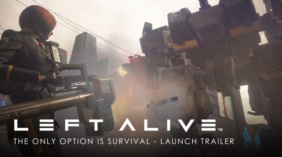Left Alive ganha manual de sobrevivência com várias dicas; confira