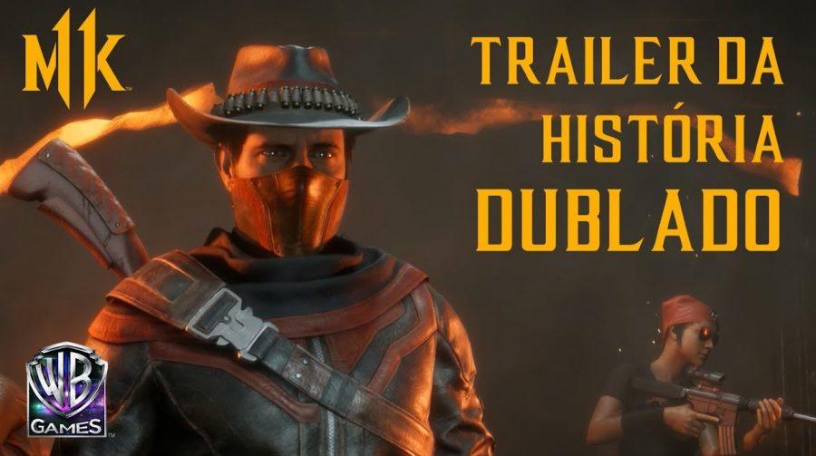 Mortal Kombat 11: estúdio revela novos personagens; Veja trailer dublado