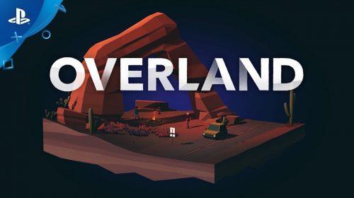 Overland, jogo de sobrevivência pós-apocalíptico, é anunciado para PS4