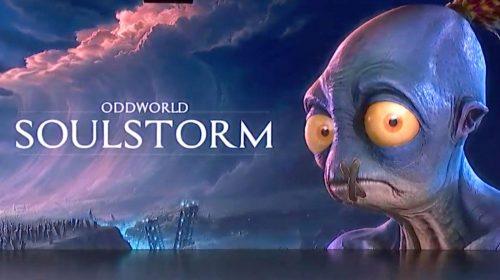 Oddworld: Soulstorm recebe novo trailer e detalhes de desenvolvimento