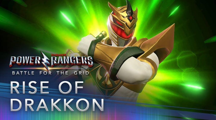 Novo trailer de Power Rangers: Battle for the Grid mostra Lord Drakkon