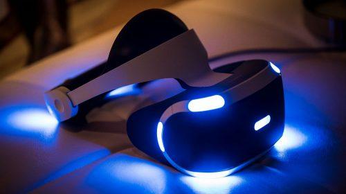 #MeuPS5: novo console será compatível com PlayStation VR atual