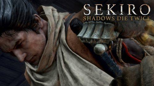 Quase lá! Sekiro: Shadows Die Twice ganha gameplay hardcore