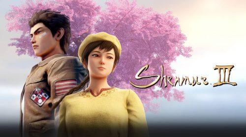 Shenmue 3: trailer mostra primeiro gameplay; Jogo terá mais de 500 NPCs