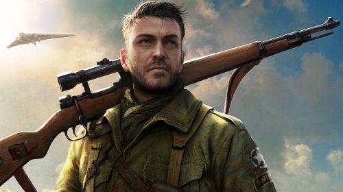 Rebellion anuncia desenvolvimento de sequência de Sniper Elite 4