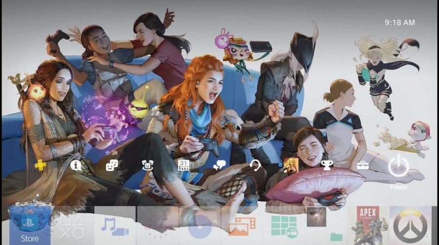 Sony lança tema gratuito para celebrar Dia Internacional da Mulher