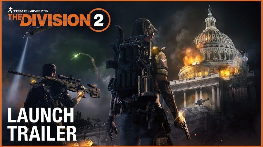 The Division 2 recebe explosivo trailer de lançamento; assista