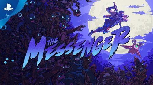 The Messenger, ação ninja de plataforma, chega ao PS4 em 19 de março