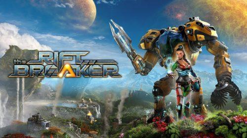 The Riftbreaker, base-building de sobrevivência, é anunciado para PS4