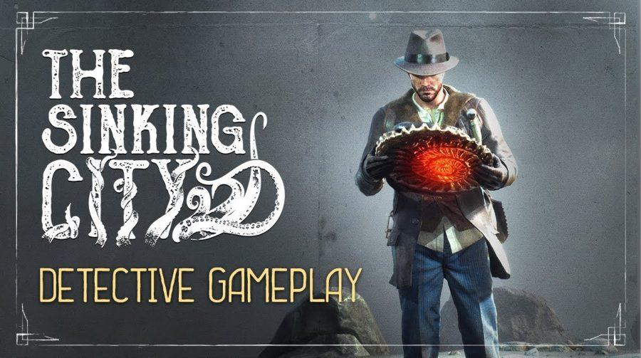 Gameplay de The Sinking City destaca investigação e insanidade