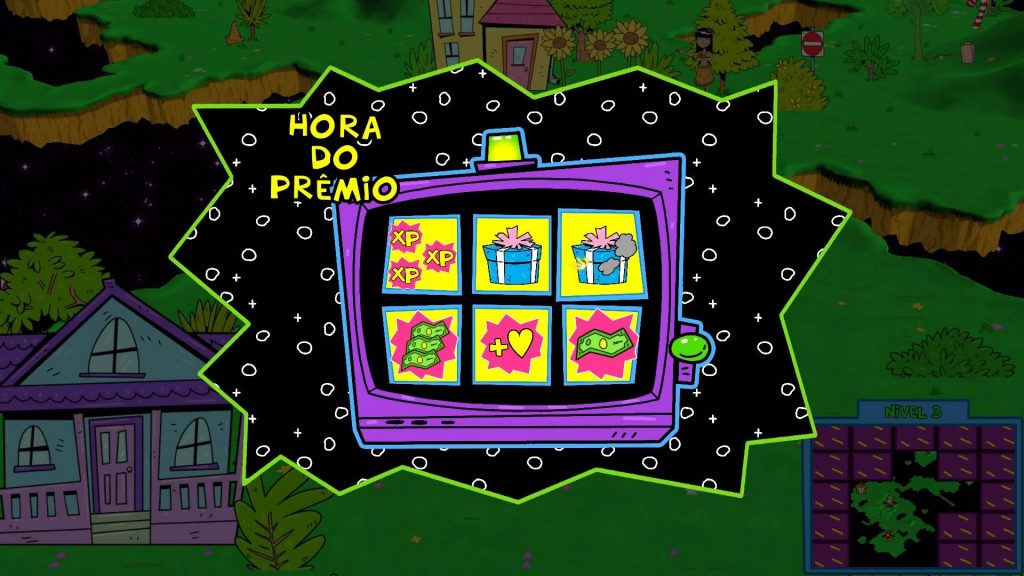 [Análise] ToeJam & Earl: Back in the Groove: Vale a Pena? 4