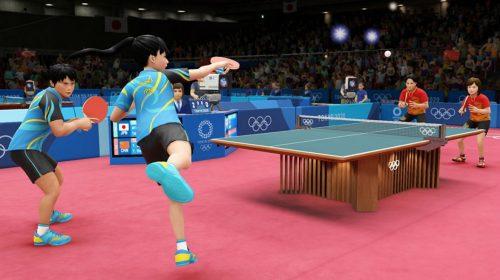 SEGA anuncia Tokyo 2020 Olympic The Official Video Game para PS4