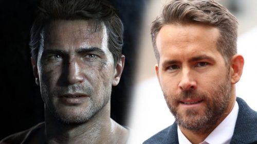 Ator de Deadpool seria Nathan Drake no filme de Uncharted, diz ex-roteirista