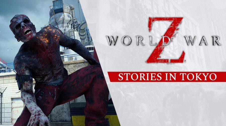 World War Z: trailer mostra mapa de Tokyo e severa infestação de zumbis