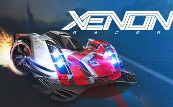 Xenon Racer Launch Trailer