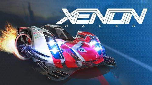 Xenon Racer ganha trailer de lançamento frenético; assista