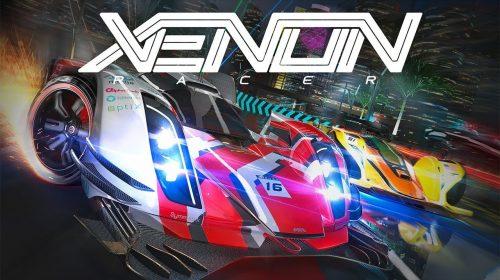 Xenon Racer, jogo de corrida arcade, chega em 26 de março