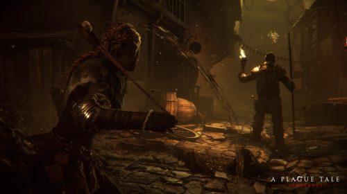 A Plague Tale: Innocence: gameplay mostra inspiração em The Last of Us