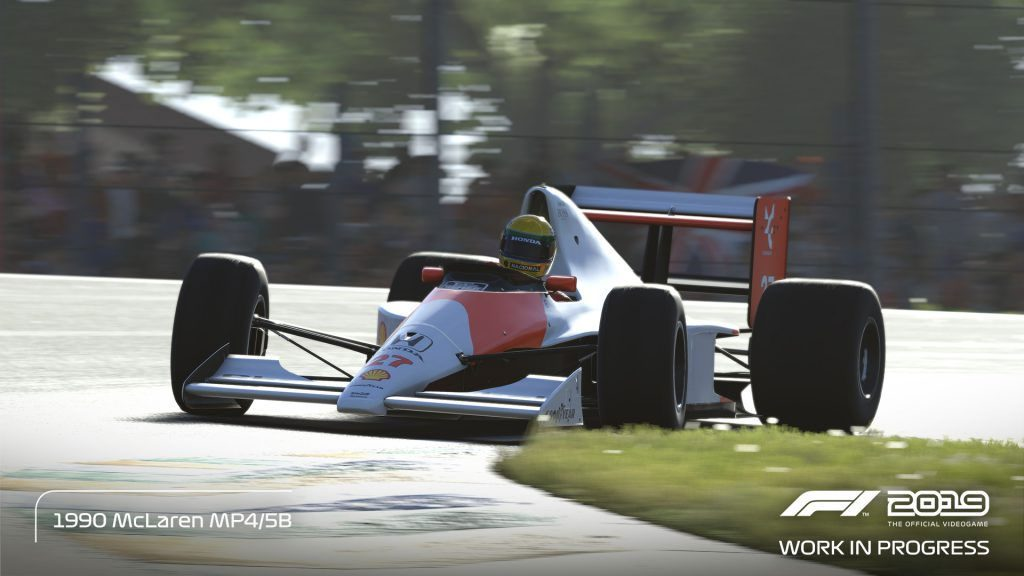Com Ayrton Senna, F1 2019 terá edição especial e muitas novidades 2