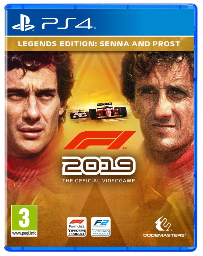 Com Ayrton Senna, F1 2019 terá edição especial e muitas novidades 1