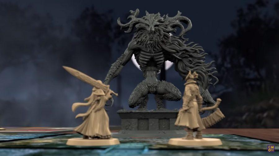 Empresa quer criar board game de Bloodborne por financiamento coletivo
