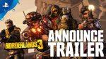 Borderlands 3 Trailer de lançamento