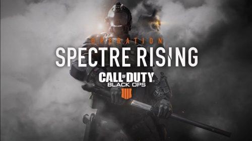 Call of Duty: Black Ops 4 vai receber nova temporada de conteúdos amanhã (30)